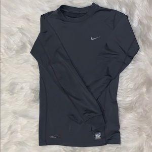 Nike Pro Combat Dri-Fit YS long Sleeve Shirt